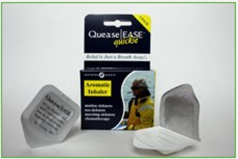 QueaseEASE Quickie Disposable Inhaler Packs